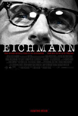 Eichmann - Dödens underskrift poster