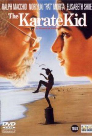 Karate Kid - Sanningens ögonblick poster