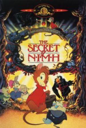 Brisby och Nimhs hemlighet poster
