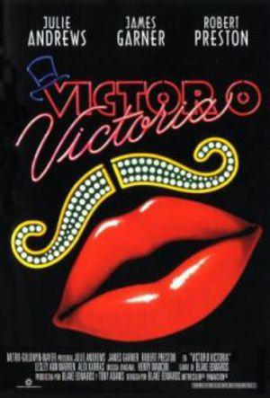Victor / Victoria poster