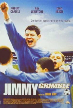 Det finns bara en Jimmy Grimble poster