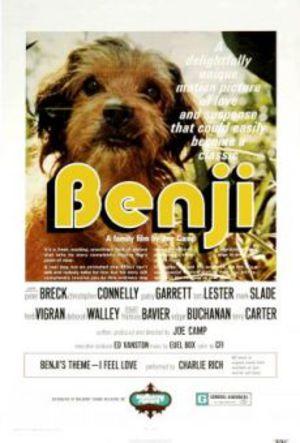 Benji - Alla tiders hjälte poster
