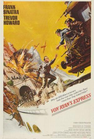 Von Ryan's Express poster