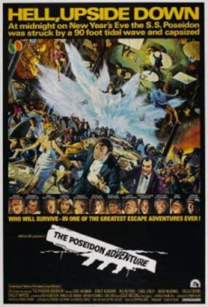 SOS Poseidon poster