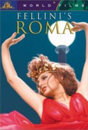 Fellini - Roma poster