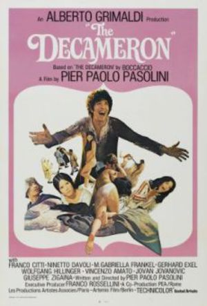 Decamerone poster