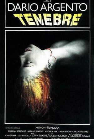 Tenebre poster