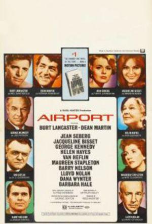 Airport - Flygplatsen poster