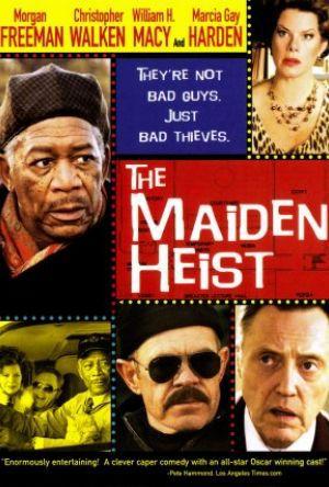 Maiden Heist poster