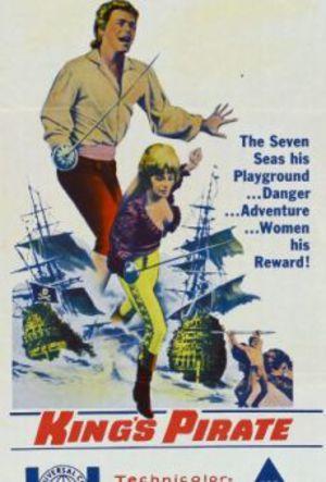 Svarte piraten poster