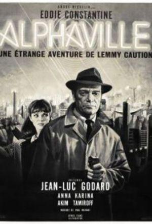 Alphaville - Ett fall för Lemmy Caution poster