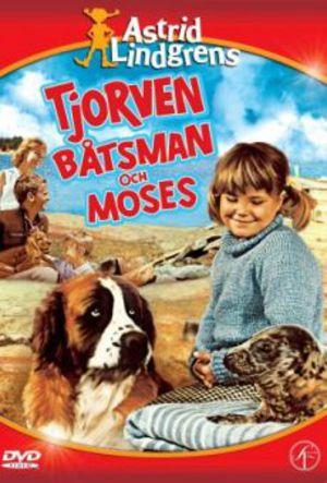 Tjorven, Båtsman och Moses poster