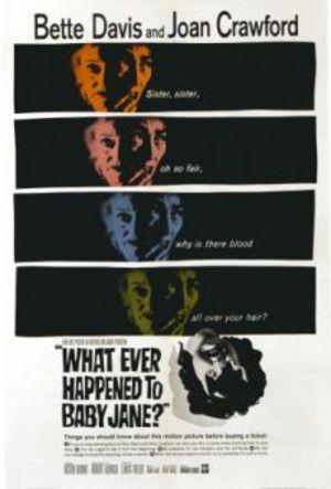 Vad hände med Baby Jane? poster
