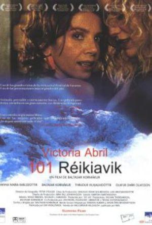 101 Reykjavik poster