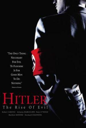 Hitler - Ondskans natur poster