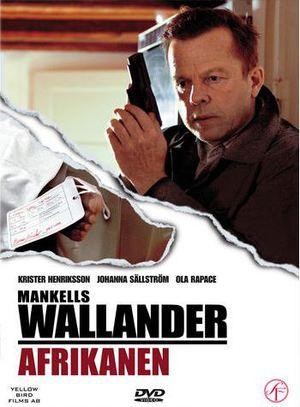 Wallander - Afrikanen poster