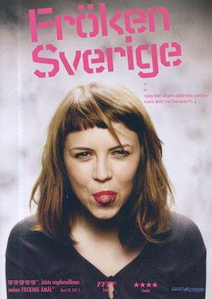 Fröken Sverige poster