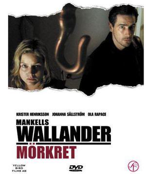 Wallander - Mörkret poster