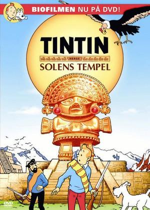 Tintin - Solens tempel poster