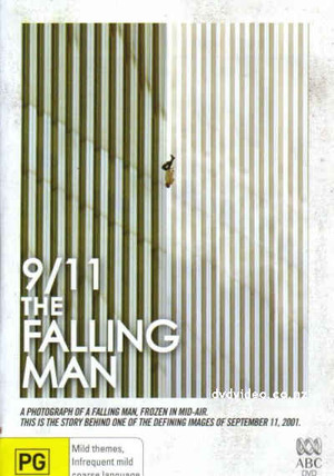 9/11 The Falling Man poster