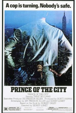 Prince of the City poster
