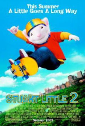 Stuart Little 2 poster