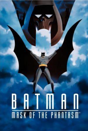 Batman möter mörkrets hämnare poster