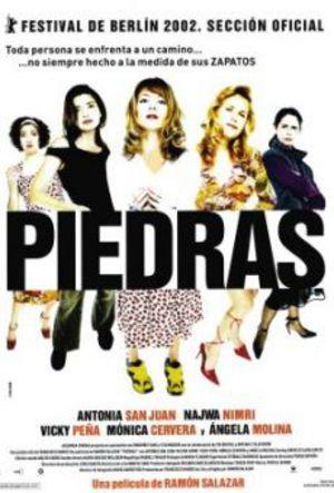 Piedras - Livets labyrint poster