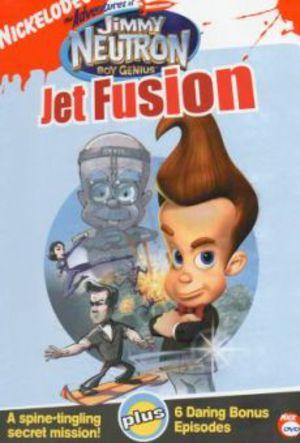 Jimmy Neutron - Underbarnet poster