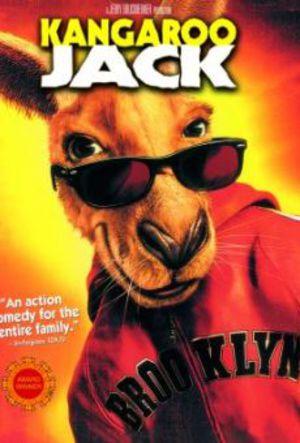 Kangaroo Jack - han lever på hoppet poster