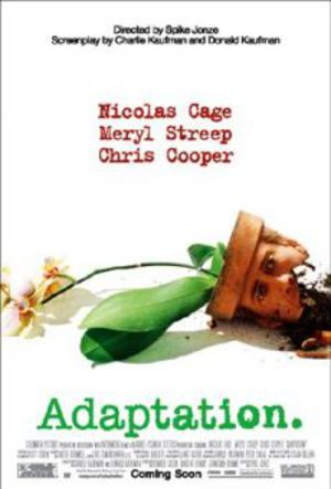 Adaptation poster