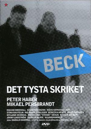 Beck - Det tysta skriket poster