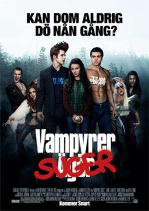 Vampyrer suger poster