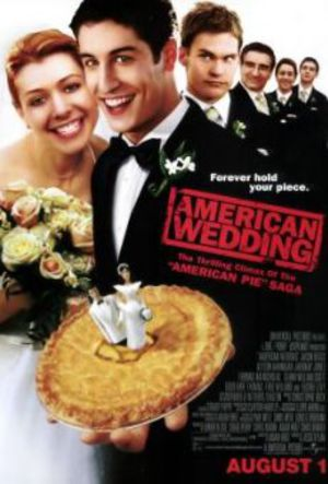 American Pie - The Wedding poster