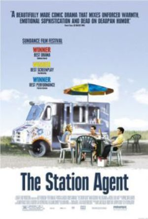 Station Agent poster