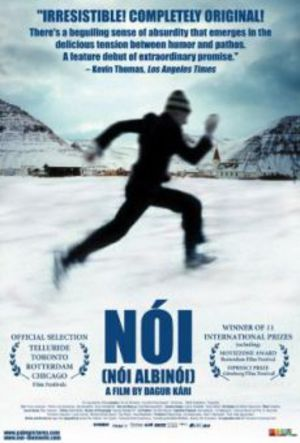 Noi the Albino poster