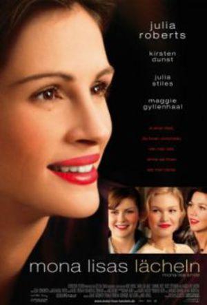 Mona Lisas leende poster