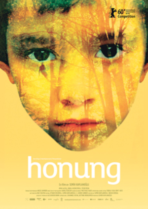 Honung poster