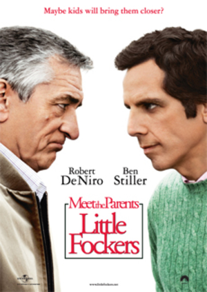 Meet the Parents: Little Fockers poster