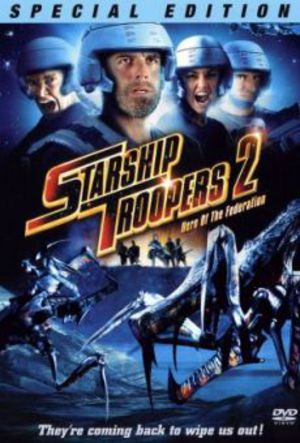 Starship Troopers 2 - Hero of the Federation poster