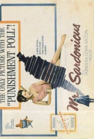 Mr. Sardonicus poster