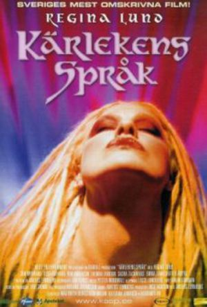Kärlekens språk 2000 poster