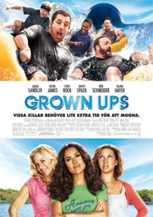 Grown Ups poster