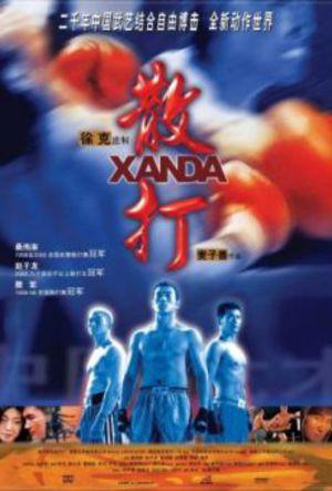 Xanda poster