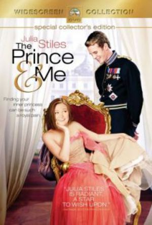 Prinsen och jag poster