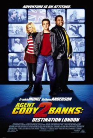 Agent Cody Banks 2 poster
