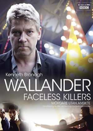 Wallander - Faceless Killers poster