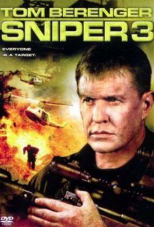 Sniper 3 poster