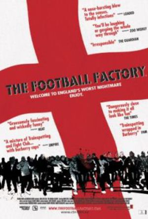 Football Factory poster