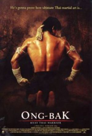 Ong-bak - The Muay Thai Warrior poster